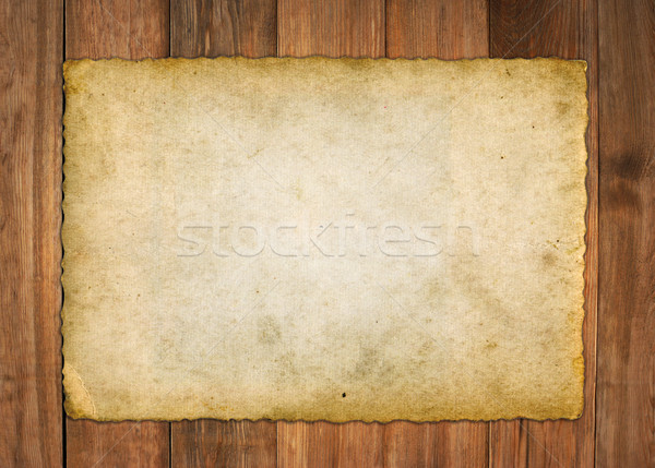 old paper Stock photo © mtmmarek
