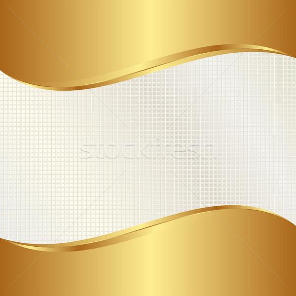золото свет текстуры дизайна фон стиль Сток-фото © mtmmarek