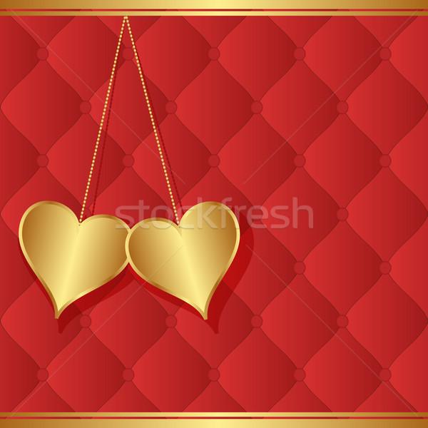 Valentine background Stock photo © mtmmarek