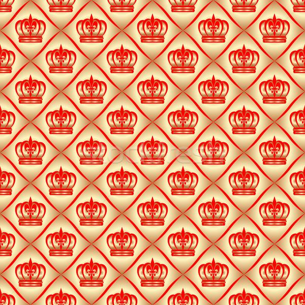royal background Stock photo © mtmmarek
