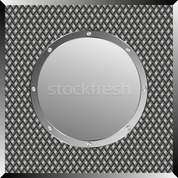 steel background Stock photo © mtmmarek