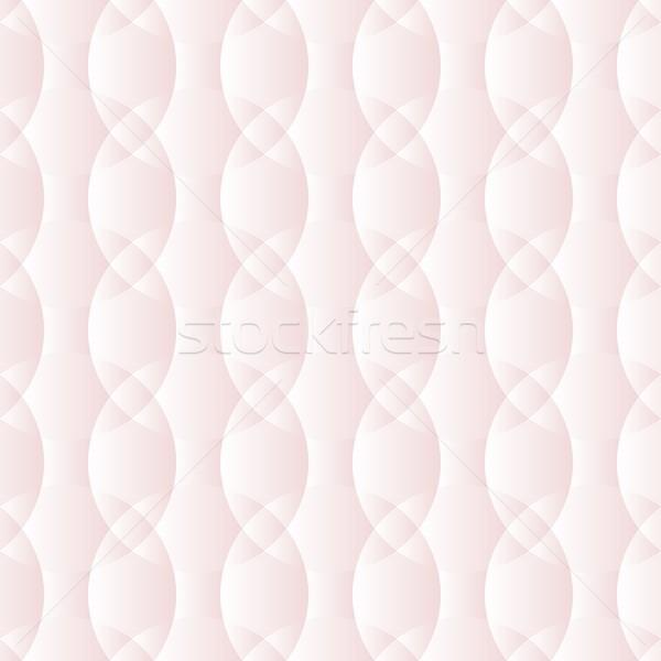 Minta fehér végtelen minta absztrakt háttér illusztráció Stock fotó © mtmmarek