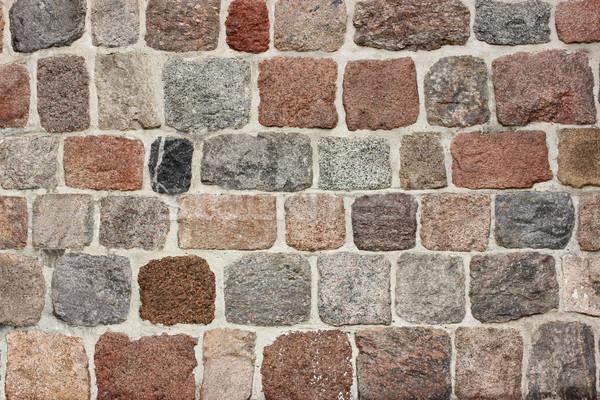 Mur starych pełny skali tle architektury Zdjęcia stock © mtmmarek