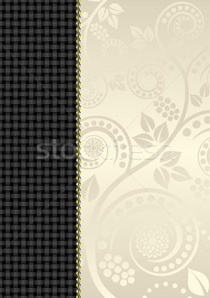 floral backgroun Stock photo © mtmmarek