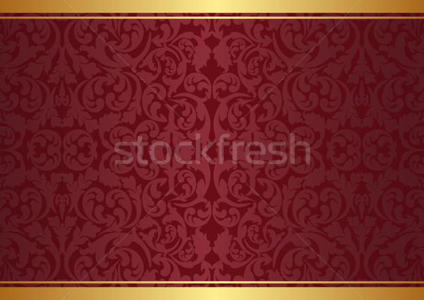 background with ornaments Stock photo © mtmmarek