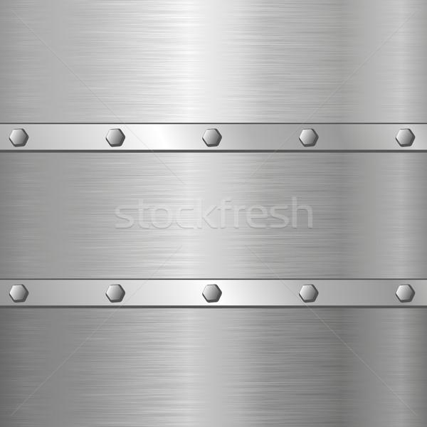 metal Stock photo © mtmmarek