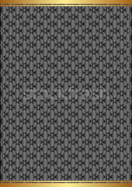 Grafiet textuur abstract ontwerp goud Stockfoto © mtmmarek
