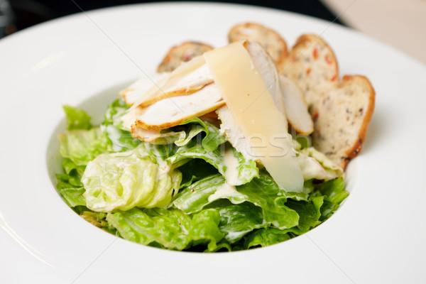 Caesar salad Stock photo © mtoome