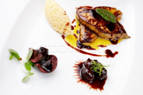 Foie gras Stock photo © mtoome