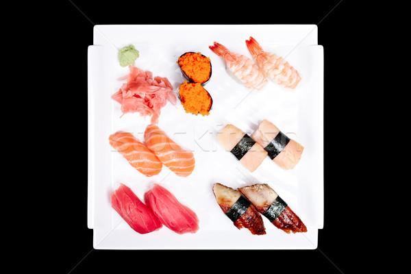 Sushi set Stock photo © mtoome
