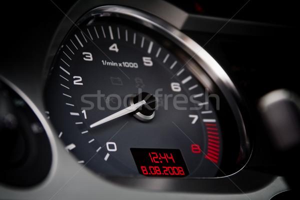 Tachometer Stock photo © mtoome