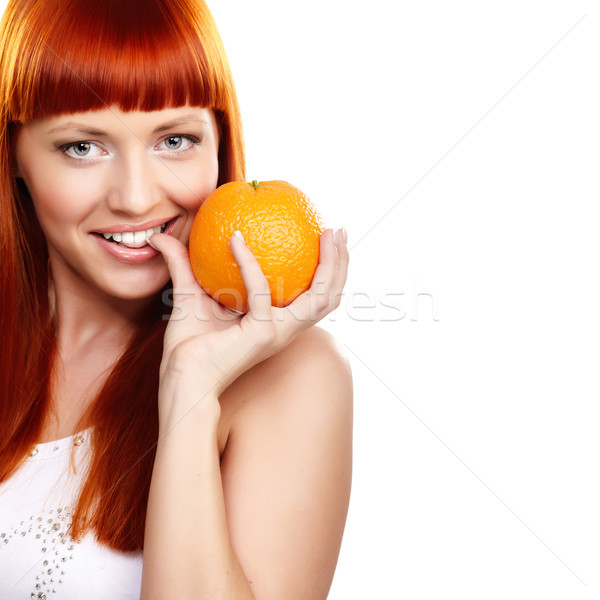 Wanna orange? Stock photo © mtoome