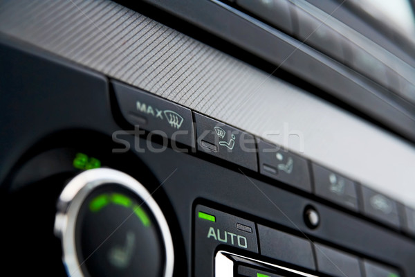 Car climate control Stock photo © mtoome