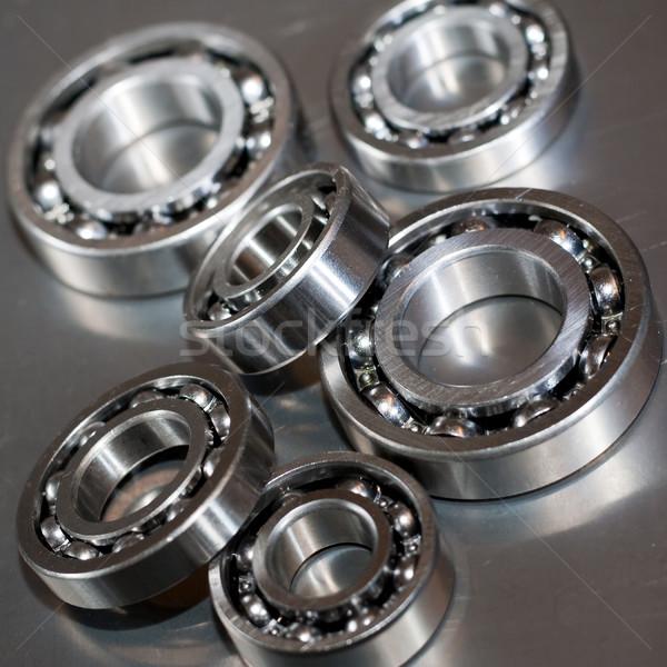 Ball-bearings Stock photo © mtoome