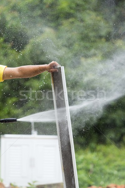 Cleaning. Stock photo © muang_satun
