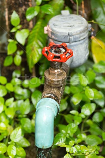 Water supply Stock photo © muang_satun