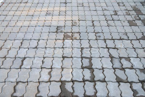 Flooring tiles. Stock photo © muang_satun
