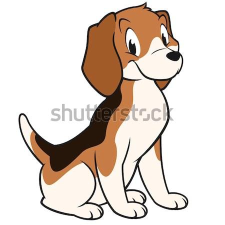 Cartoon piedi animali kid dolce pet Foto d'archivio © mumut