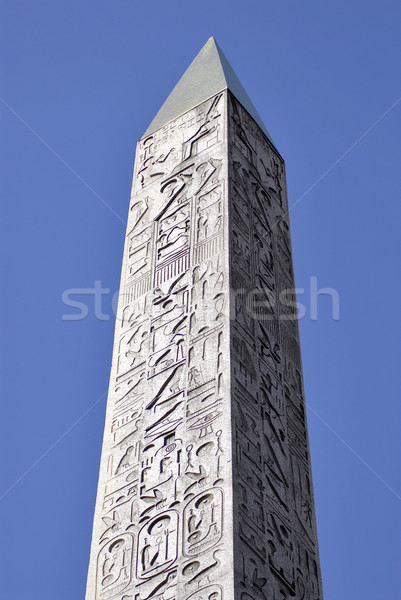 Obelisk of Paris Stock photo © Musat