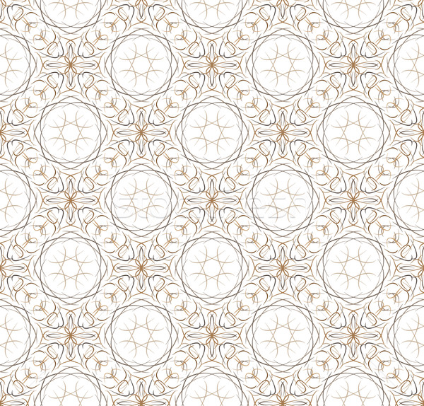 Kahverengi vektör doku moda dizayn Stok fotoğraf © muuraa