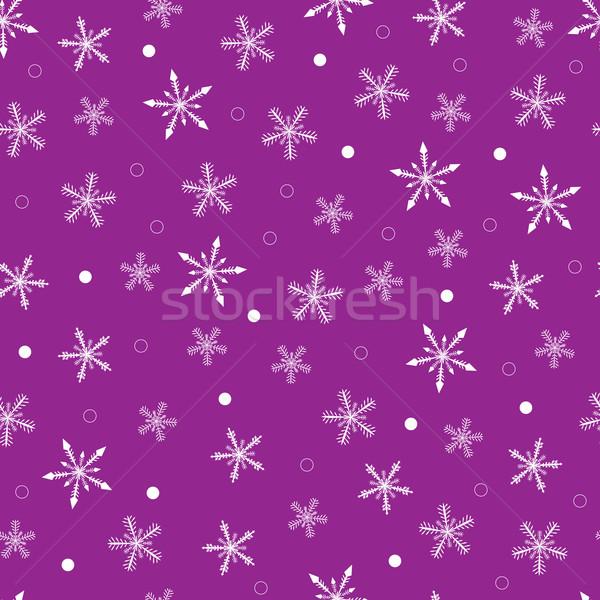 Natale design ornamenti vettore carta Foto d'archivio © muuraa