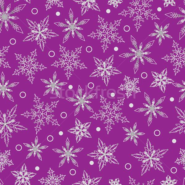 ストックフォト: クリスマス · デザイン · ベクトル · 紙