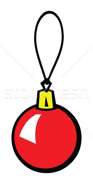 Рождества игрушку рождественская елка мяча диска диск Сток-фото © my-photomir