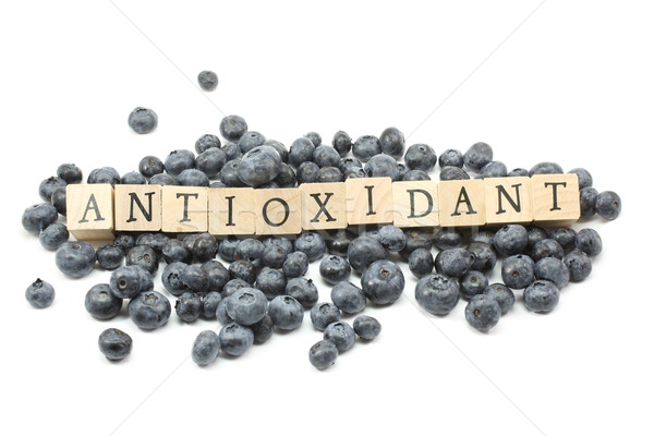 Antioxidant Blueberries Stock photo © mybaitshop