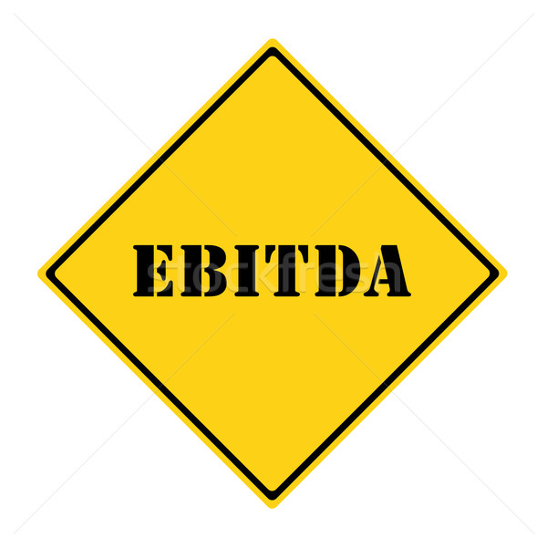 EBITDA Sign Stock photo © mybaitshop