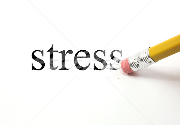Erasing Stress Stock photo © mybaitshop