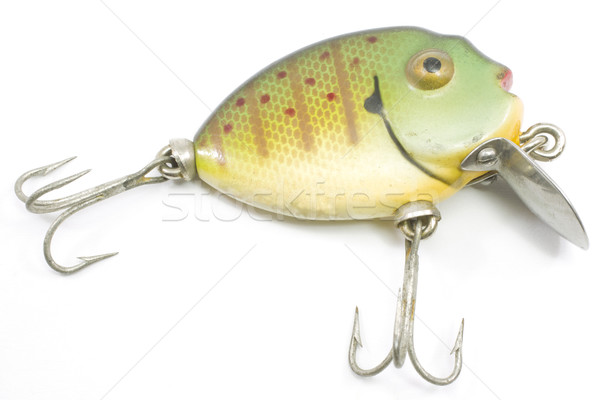 Antique fishing lure punkinseed Stock photo © mybaitshop