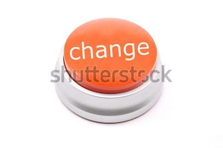 Large red Lose Weight button Stock photo © mybaitshop