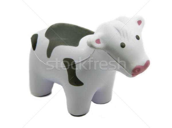 Soft Toy Cow  Stock photo © mybaitshop