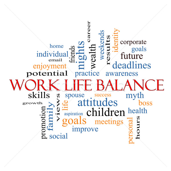 the concept of work life balance A christian approach to work-life balance work-life balance a graceful balance between two equal factors is there no life at work  work-life balance.
