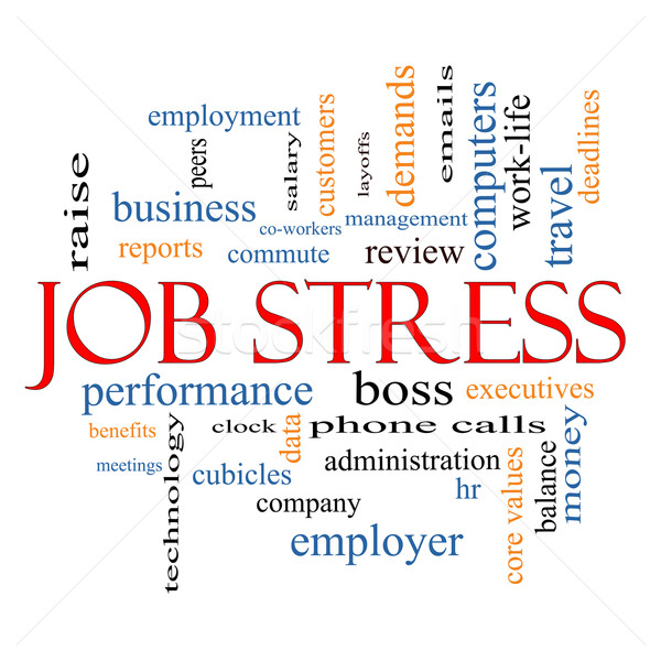 job stress Free job stress papers, essays, and research papers.