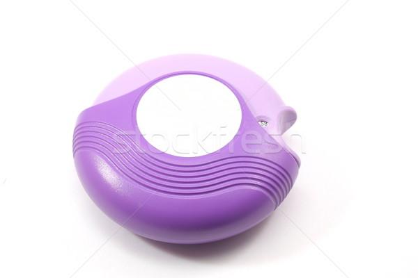 Purple Inhaler Stock photo © mybaitshop