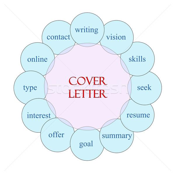 Coprire lettera parola diagramma rosa Foto d'archivio © mybaitshop