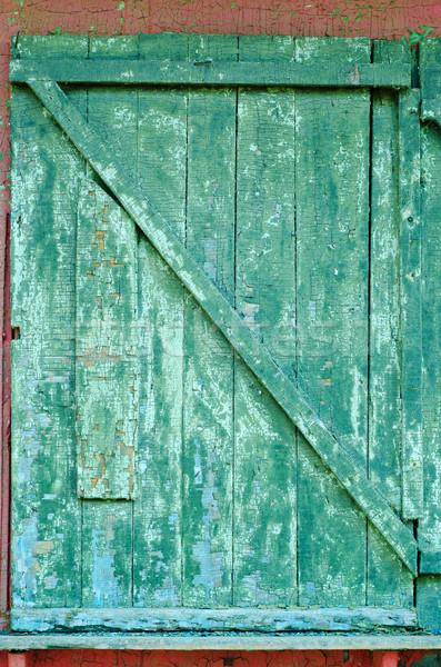 cracked old door Stock photo © mycola