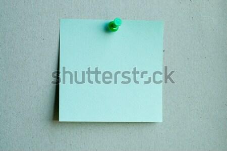 Stock fotó: Szín · levélpapír · tő · háttér · zöld · kommunikáció