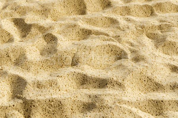 Kum doku soyut ışık deniz zemin Stok fotoğraf © mycola