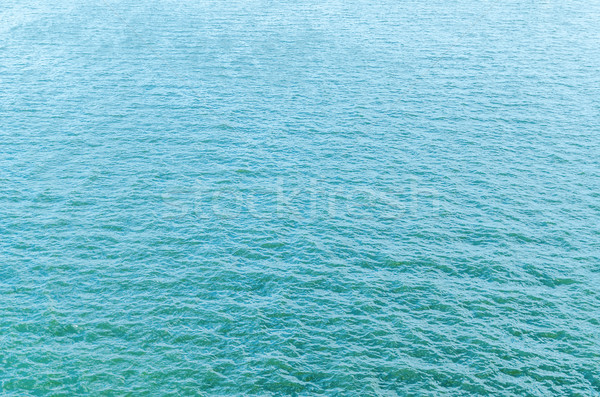 aerial view to water as textured background Stock photo © mycola