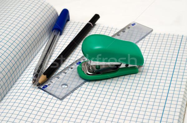 school tools Stock photo © mycola