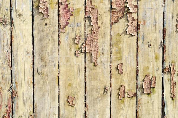 Starych tekstury drzewo budowy ściany Zdjęcia stock © mycola