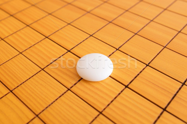 Játék kínai társasjáték textúra háttér űr Stock fotó © myfh88