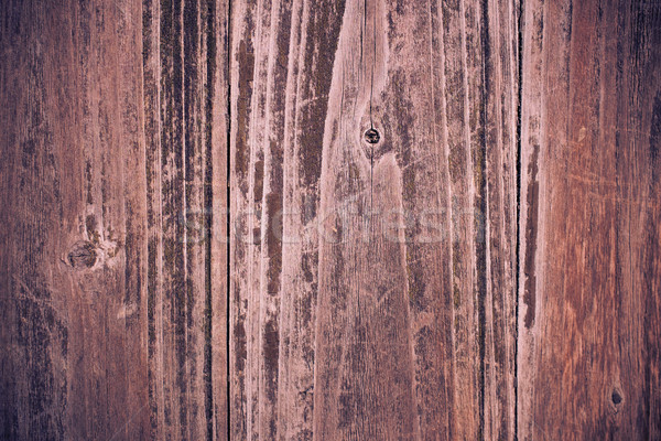 Brown wood texture background Stock photo © myfh88
