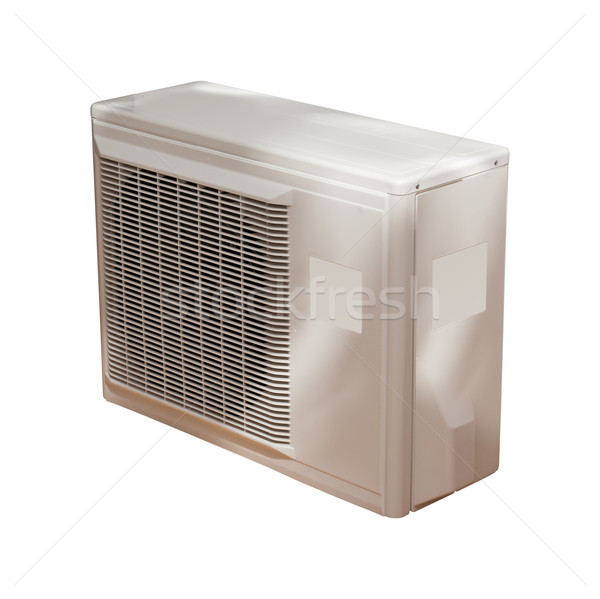 Air condition condenser Stock photo © myfh88