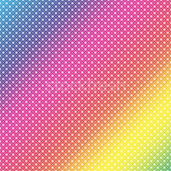Tęczy wektora eps świetle disco internetowych Zdjęcia stock © myfh88