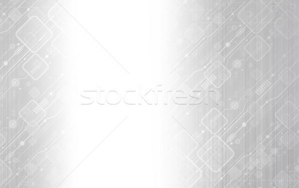 Technology background design Stock photo © myimagine