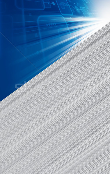 Technology background design Stock photo © myimagine