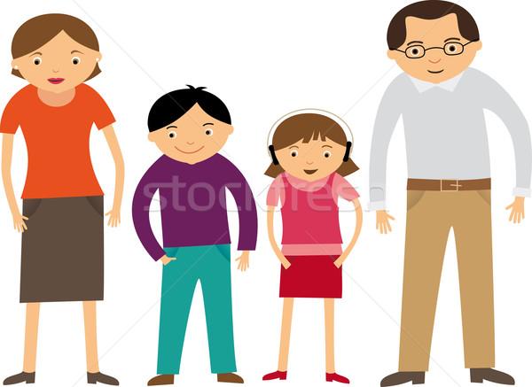 Family Stock photo © MyosotisRock